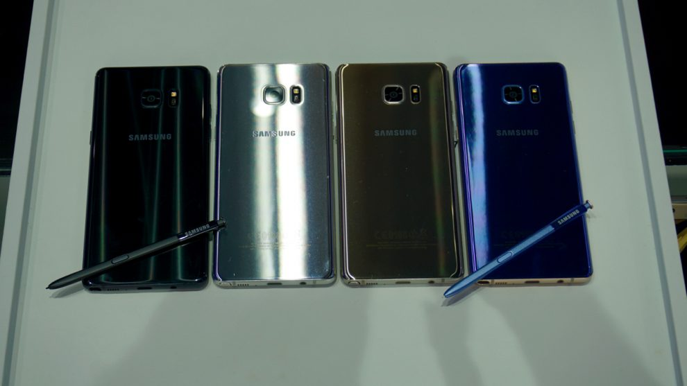 samsung galaxy note7 - 30