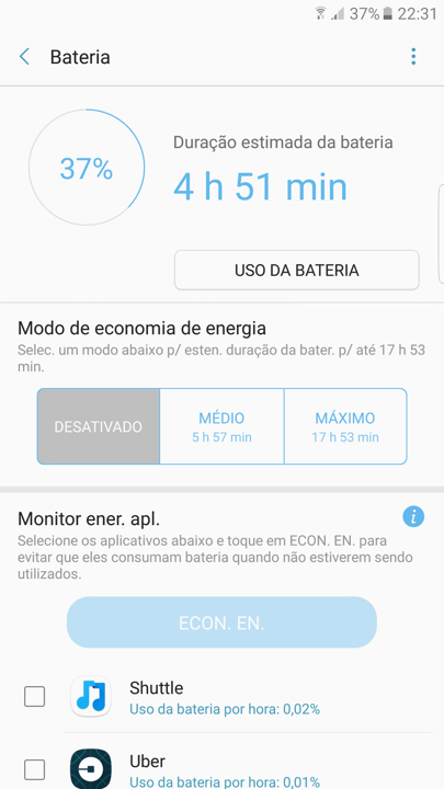 Samsung Galaxy Note 7 screen - 11