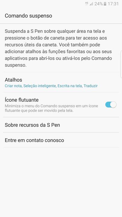 Samsung Galaxy Note 7 screen - 14