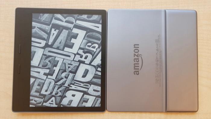 af2ccd6972d3a O Amazon Kindle Oasis chega à segunda geração com tela maior, proteção  contra água e se livra da capa-bateria extra. O leitor de e-books entra em  pré-venda ...