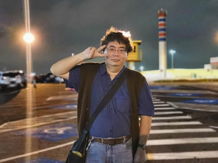 Huawei P30 Pro: Mario Nagano no modo Retrato