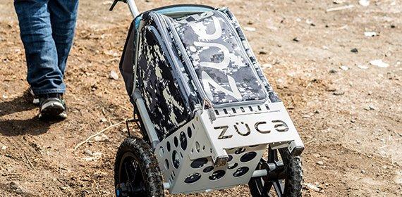 ZUCAはディスクゴルフや野外キャンプに大活躍