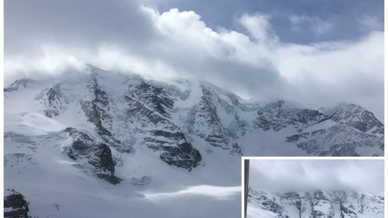 Ghiacciaio Diavolezza , Svizzera