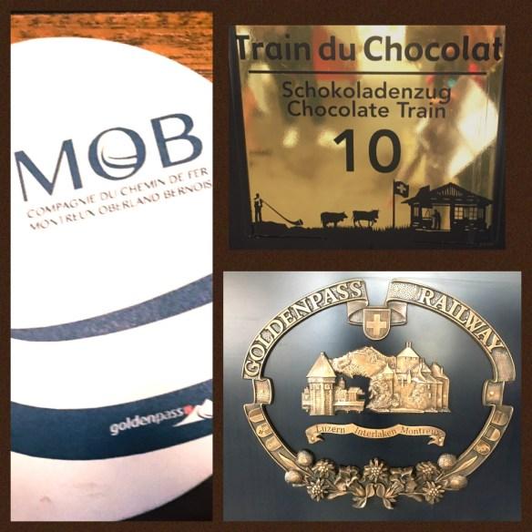 Treno del cioccolato Svizzera