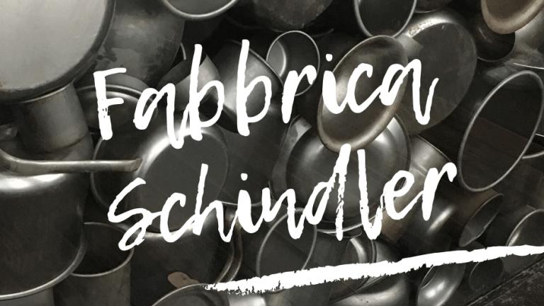 Visitare la fabbrica Schindler a Cracovia