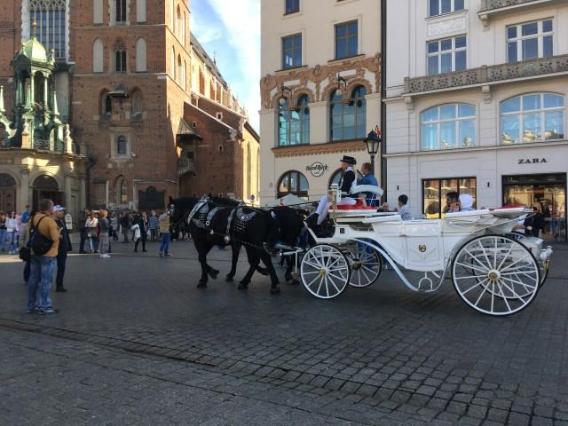 non visitare Cracovia con bambini