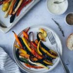 Rezept Ofengemuse Ahornsirup Edeka Alles Vegetarisch Zucker Zimt Und Liebe