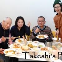 料理好きが高じて・・ 『ADIO Takeshi's Bar』 オープン!!