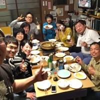 美味しい楽しい一日♡ ~Takeshi's Bar☆お味噌寒仕込み & 寒鰤研究会~