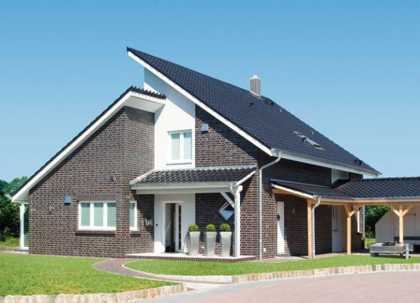 Modernes Einfamilienhaus quotVarioVision 156quot von Varioself