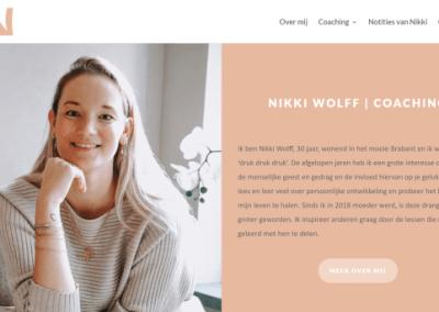 Nikki Wolff-coaching