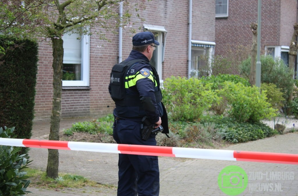 Politie lost waarschuwingsschot in Maastricht