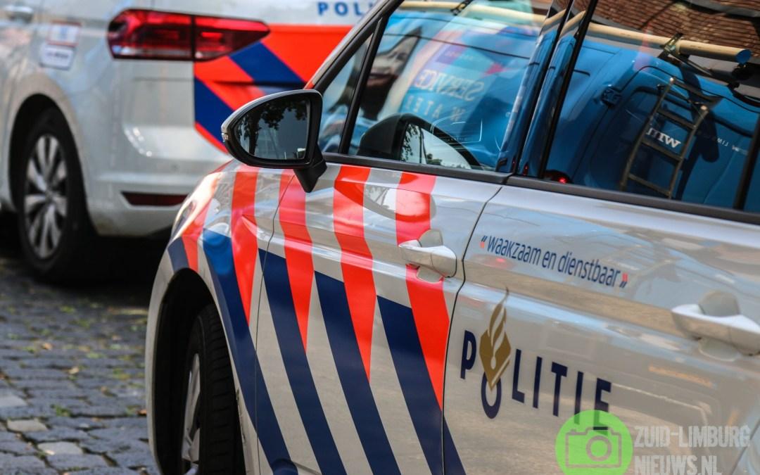 Grote politie inzet na straatroof Sittardse wijk Stadbroek