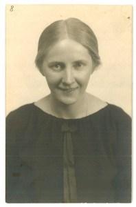 Hildegard Hansche 1926 Dr-Hildegard-Hansche-Stiftung