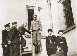 Hinrichtung von Hans Frank