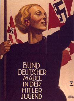 BDM Propagandaplakat