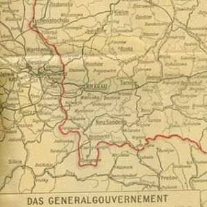 Auschwitz Karte.War Auschwitz Ein Polnisches Konzentrationslager Zbe