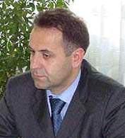 Rasim Ljajiæ, serbischer Minister für Menschen- und Minderheitenrechte