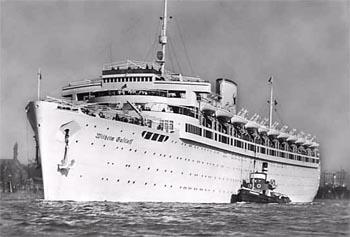 Das KDF Schiff Wilhelm Gustloff