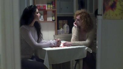 Ronit Elkabetz, Evgenia Dodina in Lo Roim Alaich | Invisible | Man sieht es Ihr nicht an. Foto: Berlinale