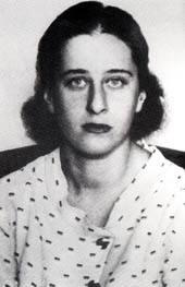 Olga Benario-Prestes. Foto: Archiv Gedenkstätte Bernburg