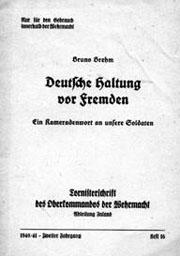 Titel der Broschüre