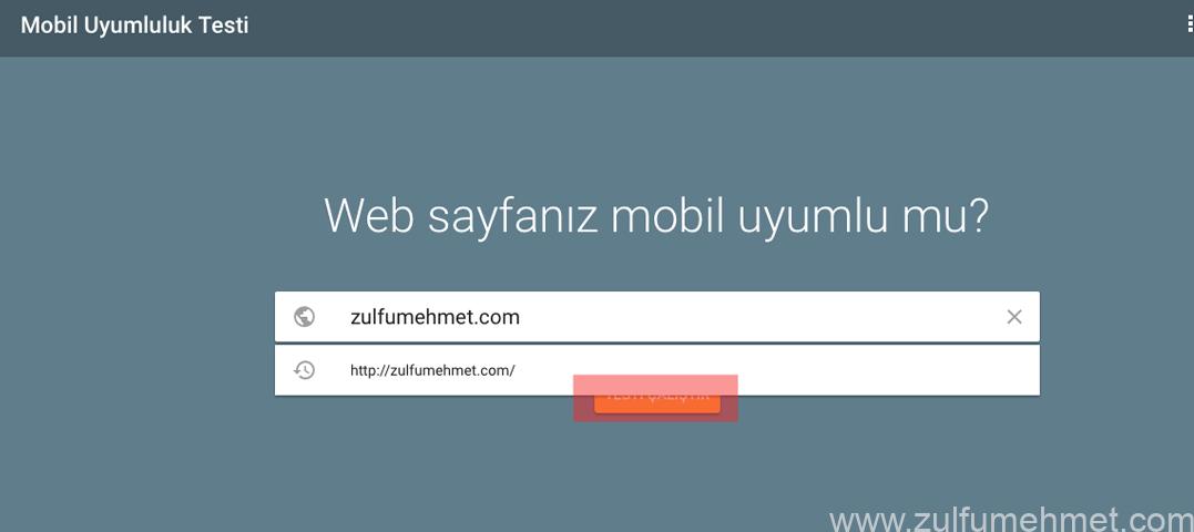 Web Sayfanızın Googlede Indexlenmesi