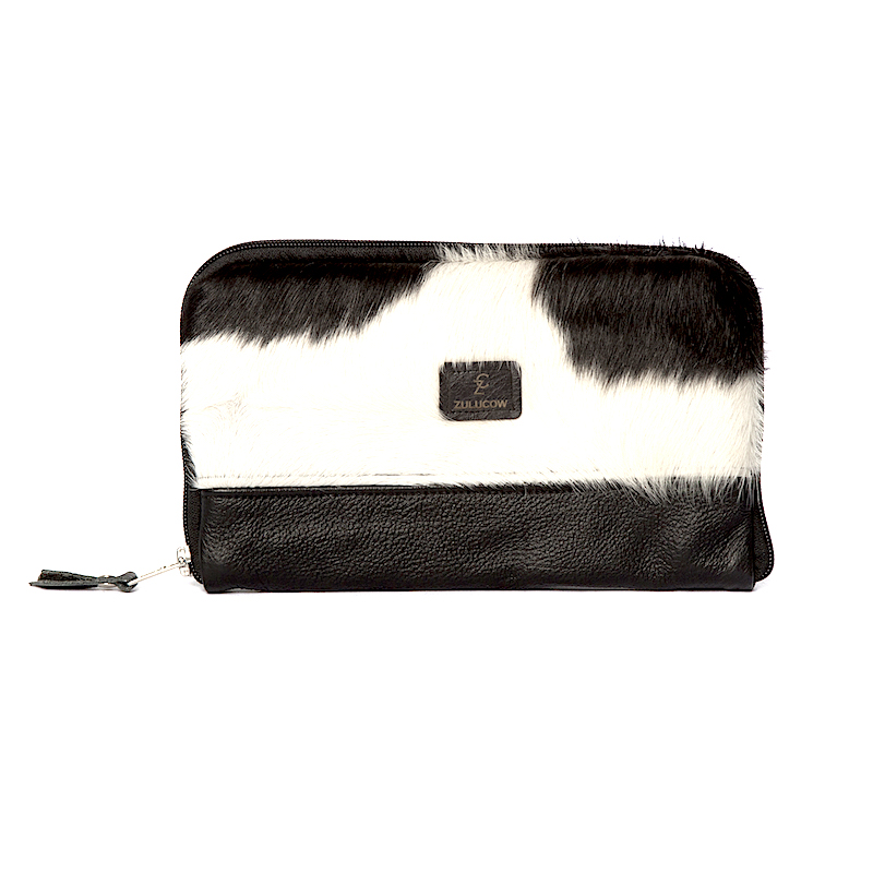Cowhide Clutches – Just in time for Christmas Parties!