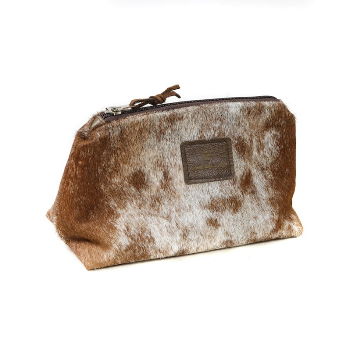 unisex toiletry bag, wash bag, men's toiletry bag, make up bag, cowhide, Nguni, purse, clutch, cowhide, leather toiletry bag, leather washbag, christmas present, christmas gift