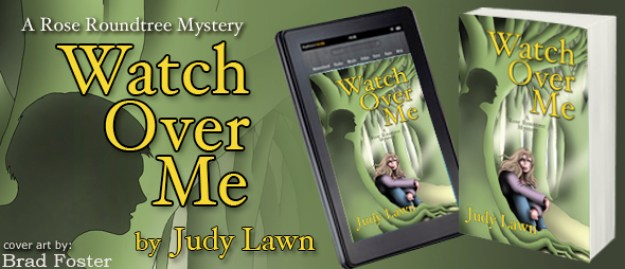 Watch Over Me by Judy Lawn - Cover Art by Brad Foster