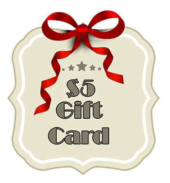 Gift Card - $5