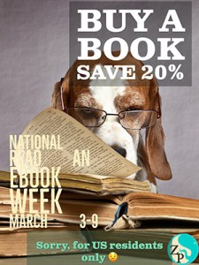 Read an eBook Week Sale
