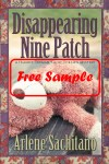 Disappearing Nine Patch by Arlene Sachitano