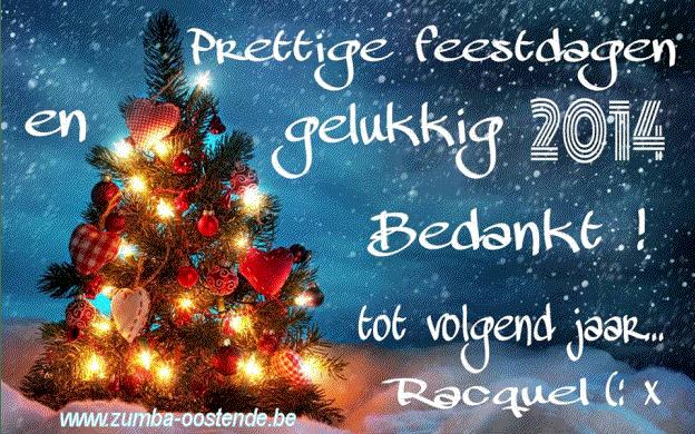 prettige feestdagen kerst en nieuwjaar en een een 2014 zumba fitness zumba gold zumba kids kerst zumba