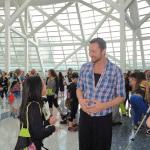 zumba instructor conference Los Angeles 2014 steve boedt en racquel bulleser 04