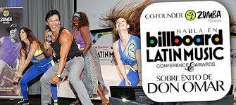 latijnse muziek Billboard Latin Music Awards  zumba