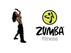 Zumba fitness met racquel te Oostende