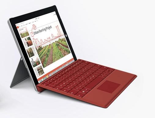 Surface 3「Wi-Fi モデル」Windows10搭載デビュー!