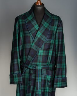 Dressing Gown Black Watch