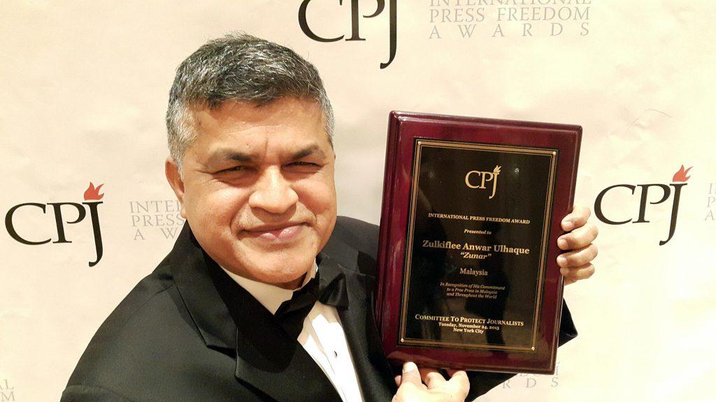 CPJ award 5