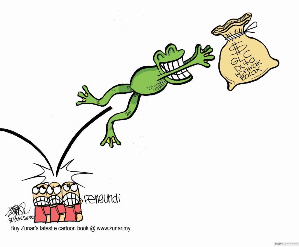 WEB Cartoonkini KATAK PENGUNDI 30 June 2020 (Custom)
