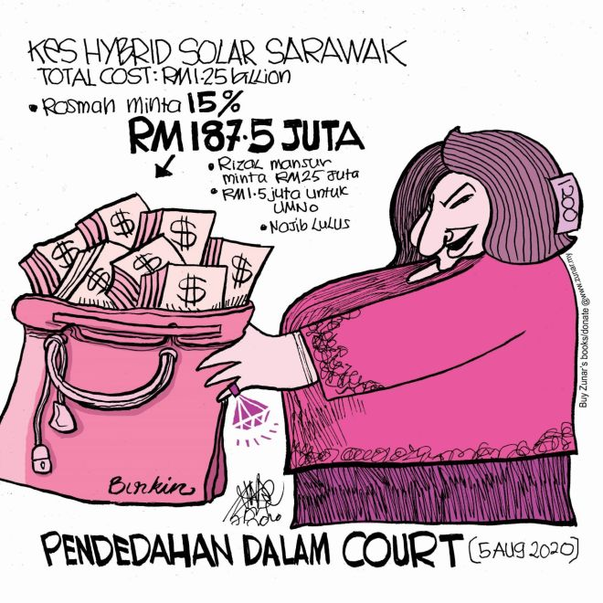 WEB Cartoonkini Court Rosmah 7 Aug 2020 (Custom)