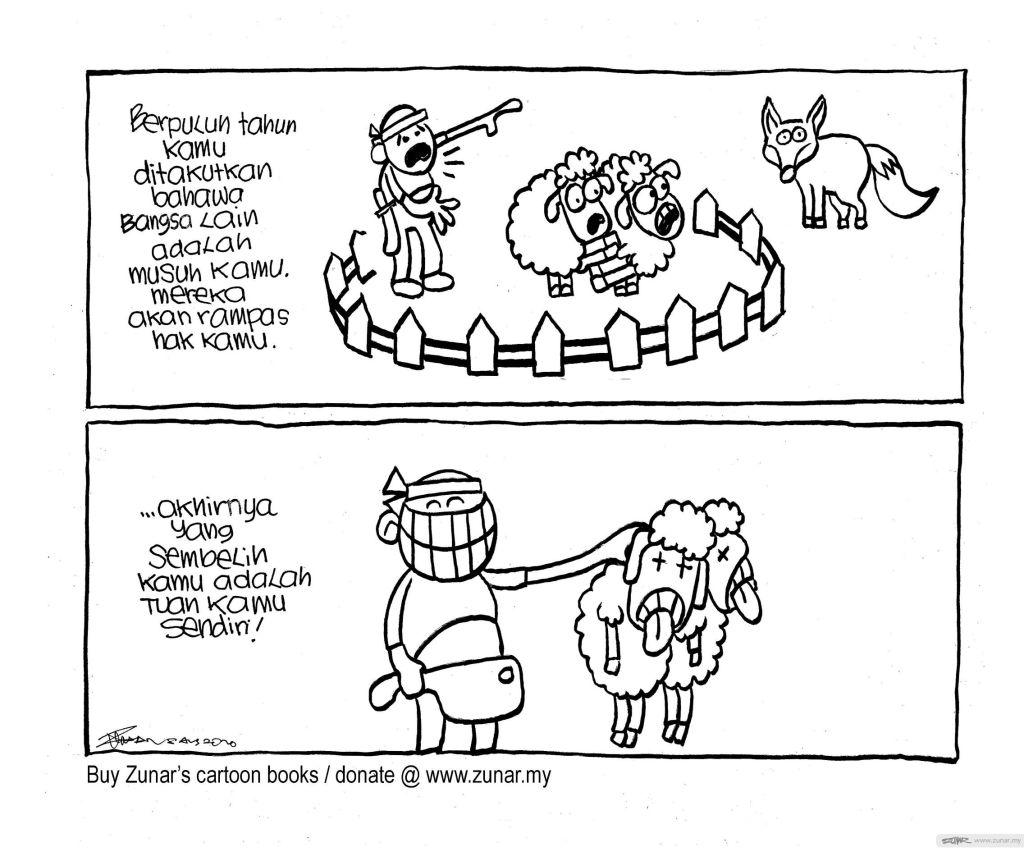 WEB Cartoonkini Tuan Sendiri 8 Aug 2020 (Custom)