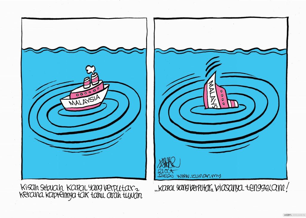 WEB Cartoonkini KAPAL Putar 21 Oct 2020 (Custom)