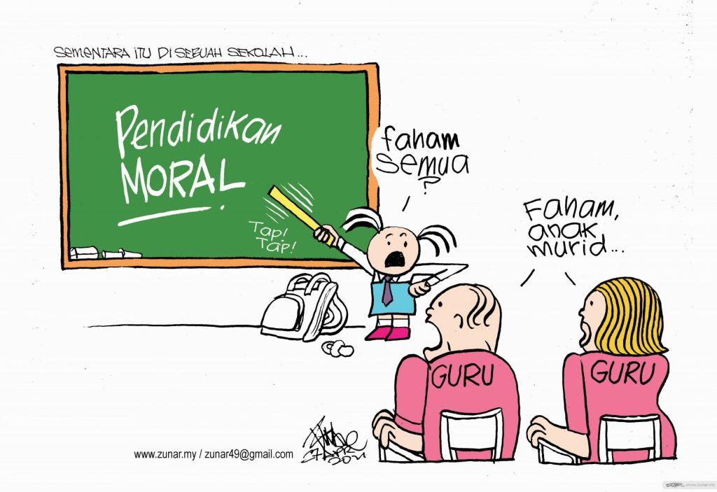 WEB Cartoonkini MORAL GURU 27 April 2021 (Custom)