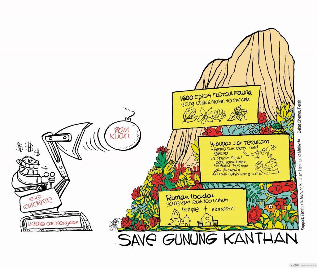 WEB Cartoonkini GUNUNG KANTAHN 16 June 2021