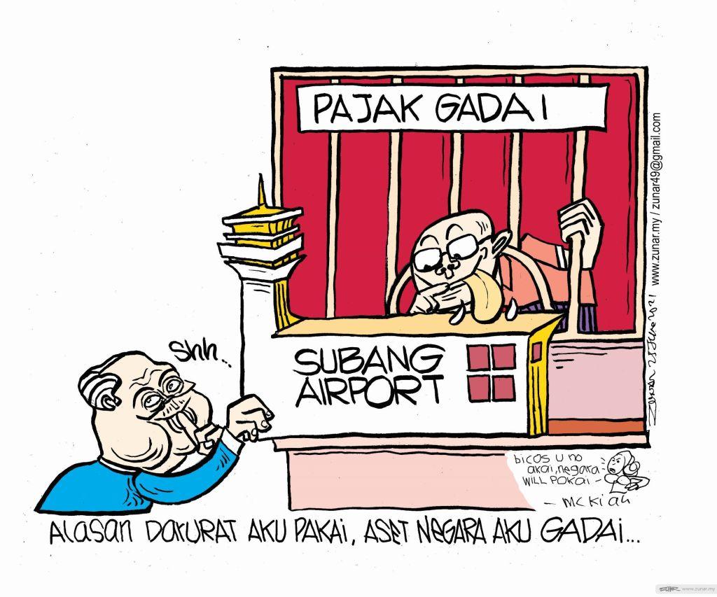WEB Cartoonkini SUBANG AIRPORT 25 June 2021 (Custom)