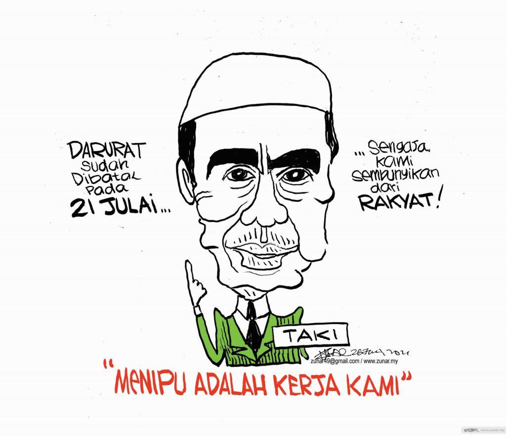 WEB Cartoonkini MENIPU 26 July 2021 (Custom)