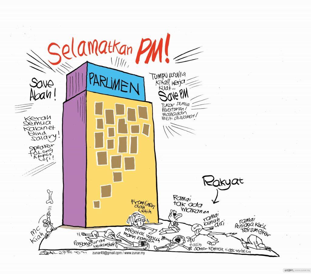 WEB Cartoonkini PARLIMEN SAVE PM 28 July 2021 (Custom)