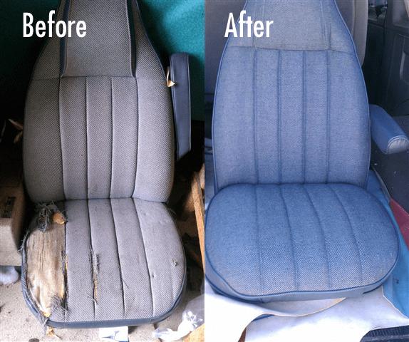 Car Upholstery Car Seat Repair Long Island Ny